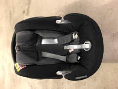 10765 Babyschale CYBEX Cloud Q schwarz