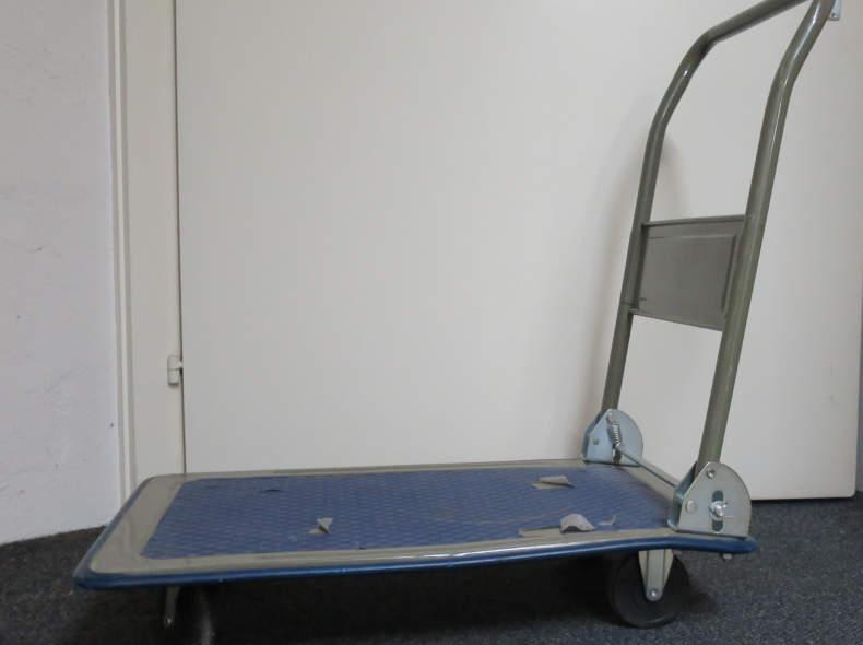 10775 Möbelroller Transportwagen Wägeli