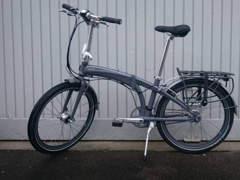 10807 Faltvelo, Folding Bike Tern Eclipse