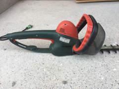 10820 Heckenschere elektrisch