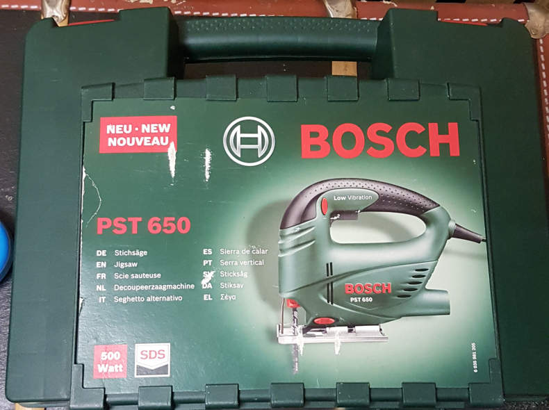 10874 Pendelhubstichsäge Bosch 650Watt