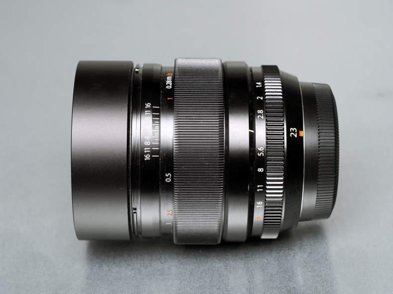 10941 Fujifilm Fuji XF 23mm f1.4