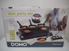 10971 Wok-Party Set