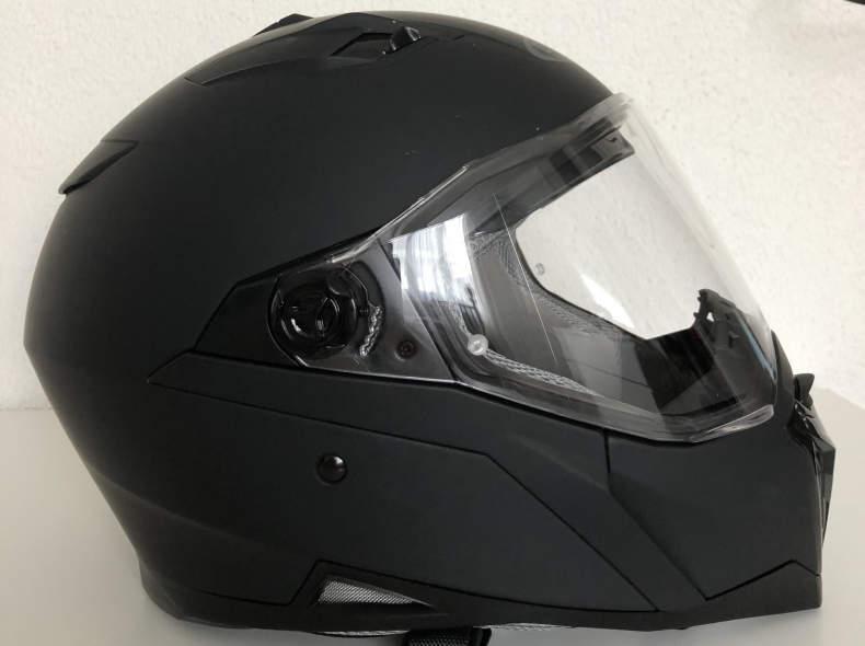 10988 Helm (Töffhelm) Grösse S / Size S