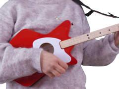 11002 Loog Gitarre