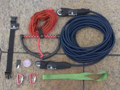 11016 Flusssurf / Bungeesurfequipment 20m