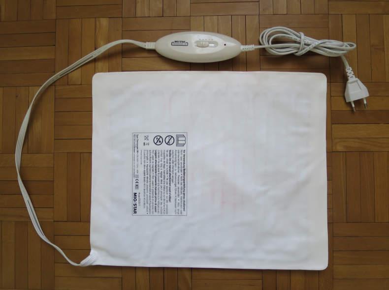 11067 Heizkissen(60 Watt) ohne Bezug