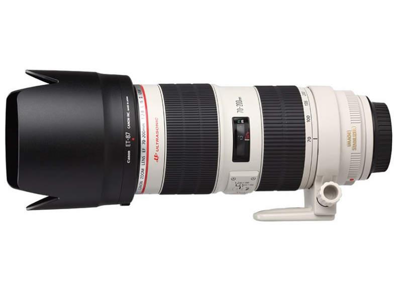 11093 Canon 70-200 f2.8 IS USM II