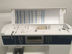 11102 PFAFF Nähmaschine