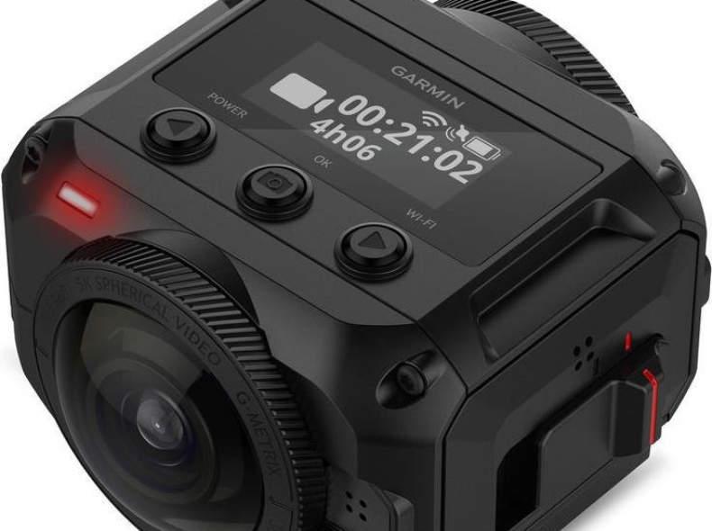 11106 Garmin VIRB 360 Action Cam