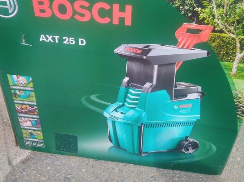 11189 Leisehäcksler Bosch Axt