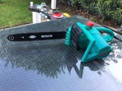 11191 Bosch Kettensäge 40cm 1900w