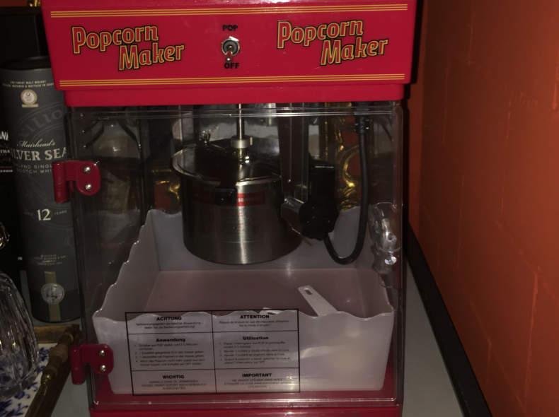 11233 Popcornmaschine