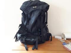 11239 Rucksack 60l wandern Reisen
