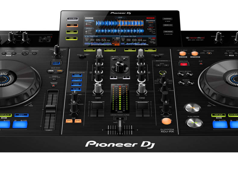 11242 Pioneer XDJ-RX / All-in-one Player