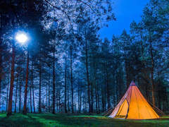 11244 Tipi Zelte zu vermieten