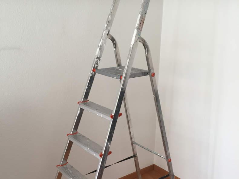 11252 Leiter Alu 124cm