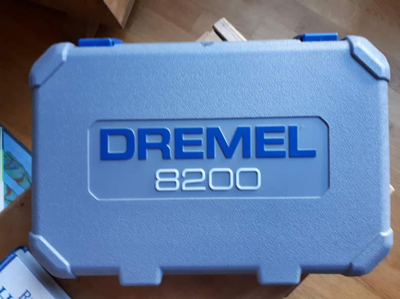 11262 Dremel 8200 Akku Multimaster