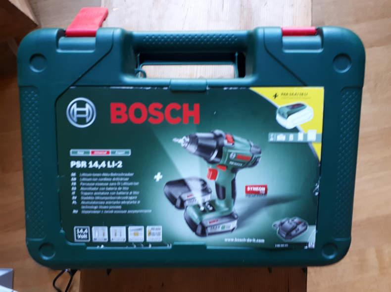 11264 Akku Schrauber Bosch