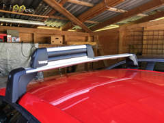 11337 Dachträger für Opel Astra K 5-Türer
