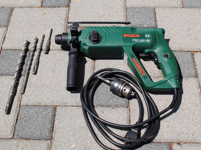 11345 Bohrhammer Bosch PBH 220 RE