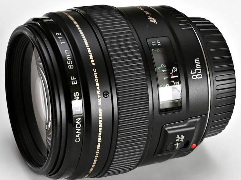 11352 Canon EF 85mm/1.8 USM