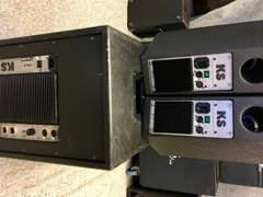 11356 Kompakt PA Lautsprecher Set