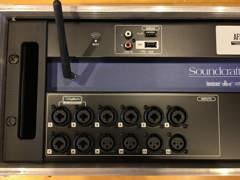 11359 Soundcraft UI 16 Mischpult