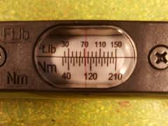 11378 Drehmomentschlüssel 30 - 210 Nm