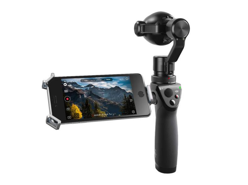 11382 DJI Osmo+ & Ausrüstung (4K Kamera)