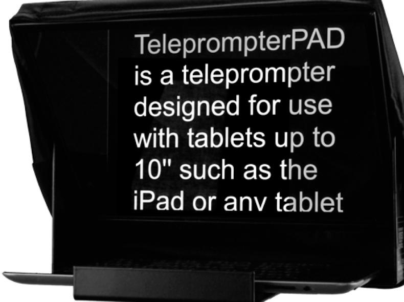 11410 Teleprompter für Tablets