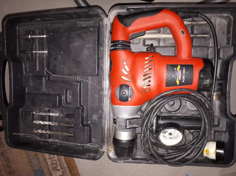11474 Bohrhammer mit 1500 Watt