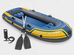 11499 Schlauchboot direkt bei Badi Letten