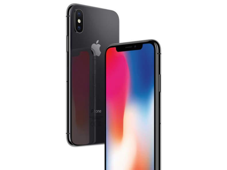11506 iPhone X 64GB silber oder schwarz