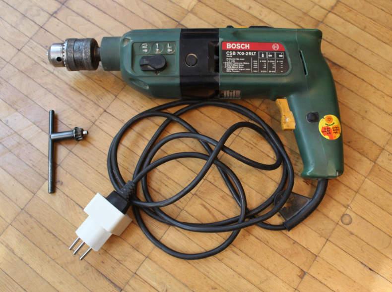 11523 Bohrmaschine Bosch CSB 700-2RLT