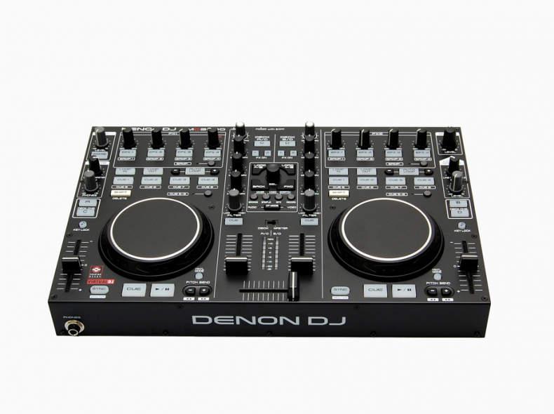 11585 Denon MC 3000 DJ-Controler