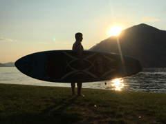 11322 SUP Board (direkt am See)
