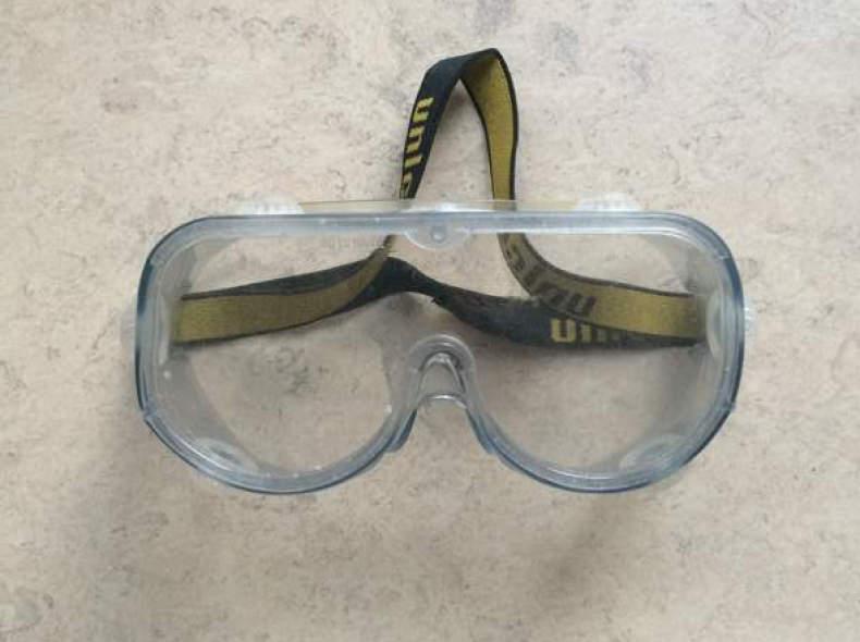1217 Arbeits- und Schutzbrille