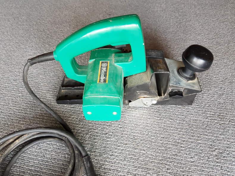 11682 Elektrischer Handhobel