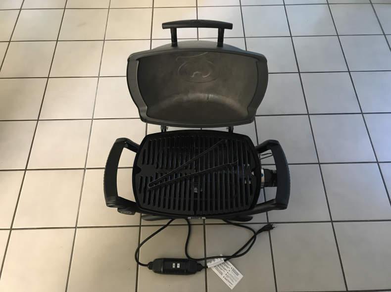 11741 Elektrogrill - grill electrique