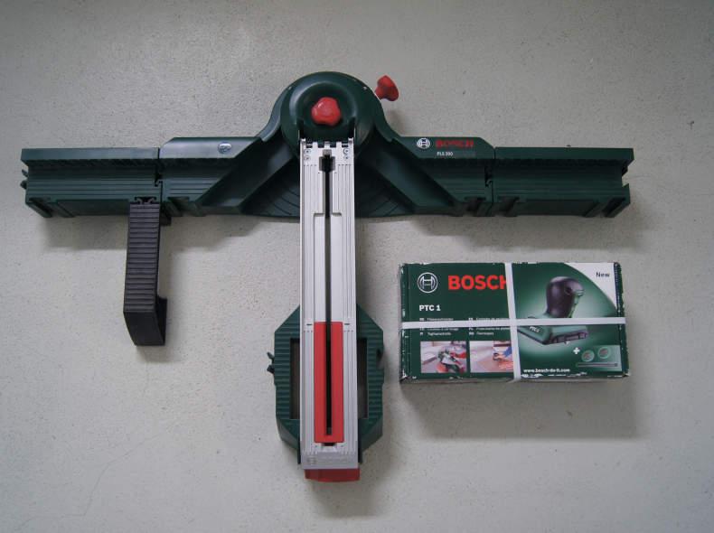11754 Bosch Sägestation PLS 300 / + PTC 1