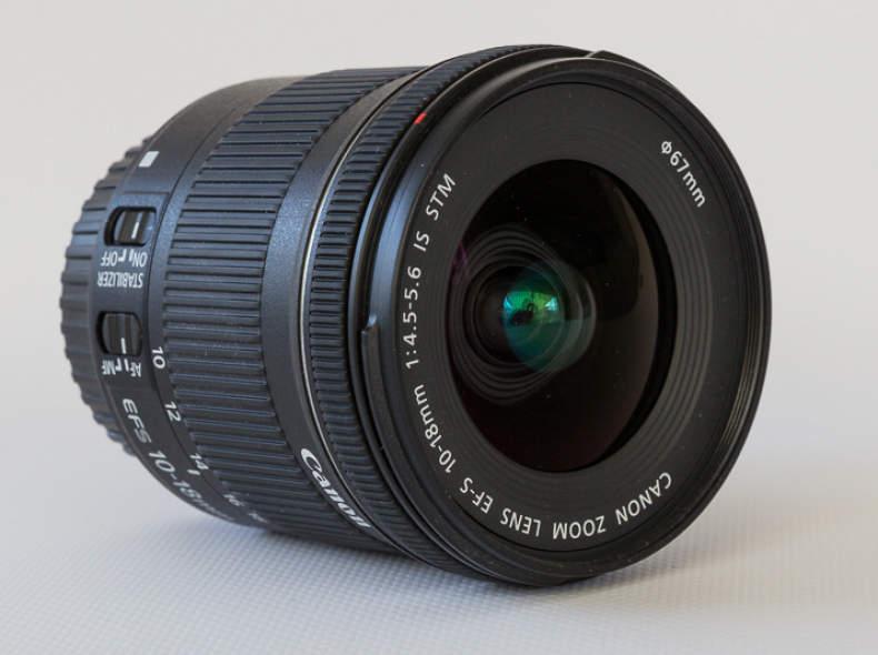 11757 Objektiv Canon EF-S 10-18mm