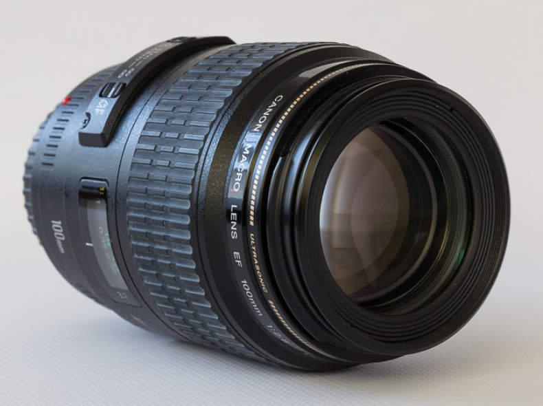 11762 Objektiv Canon 100mm 1:2.8 USM