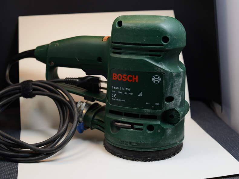 11822 Bosch Schleifmaschine