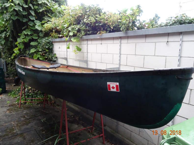 11831 Kanu, Kanadier