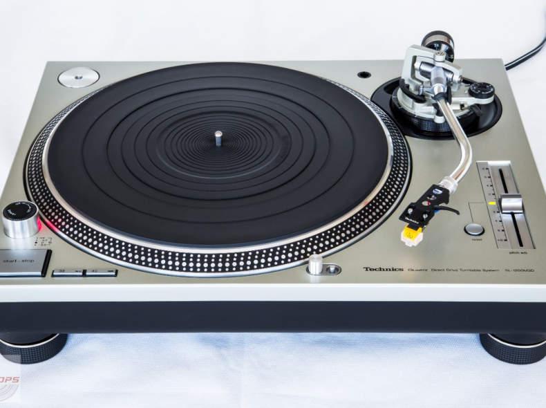 11847 Technics 1210 MK5 DJ Plattenspier