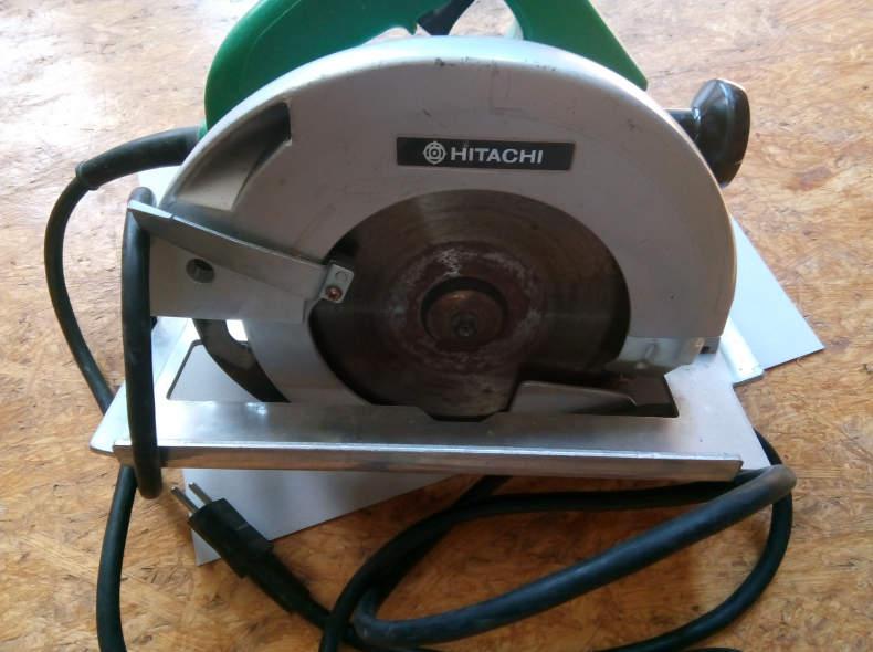 11865 elektrische Handkreissäge Hitachi