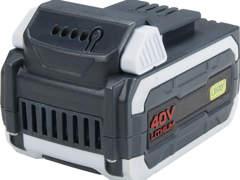 11928 elektrischer Akku-Rasenmäher