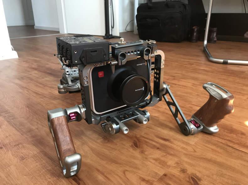 11936 BlackMagic 4K camera plus