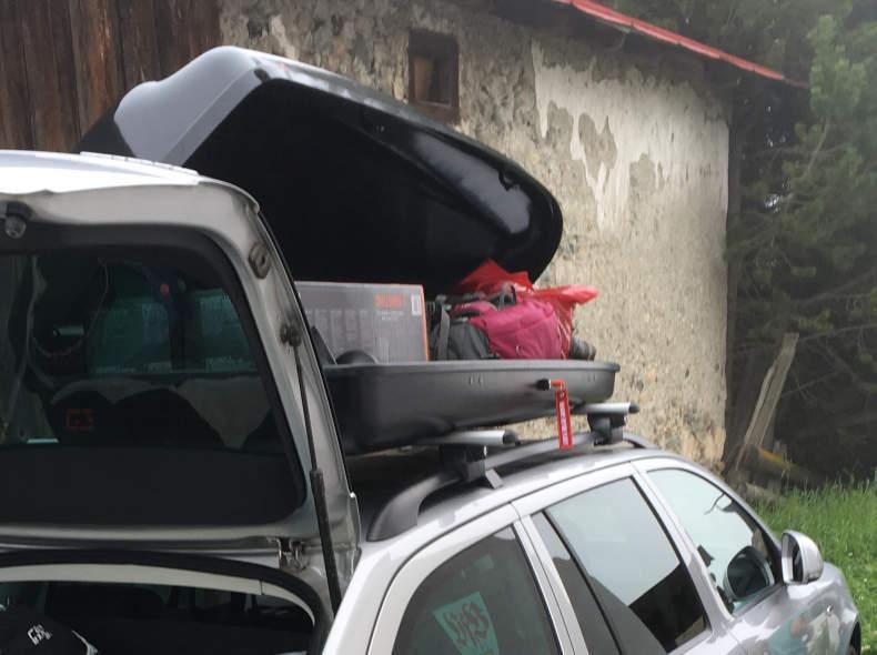 11939 Dachbox 390l / 75kg